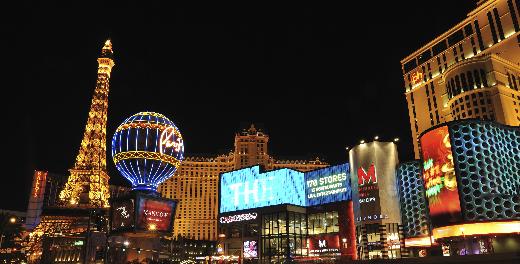 Huur het casino met decor